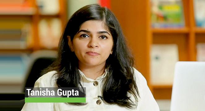 Tanisha Gupta