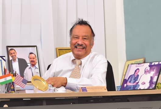 Dr. Bala V. Balachandran