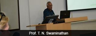 Prof. T.N. Swaminathan