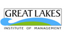 The Great Lakes logo symbolized the unique harmony of land and water which is the key to human sustainability and growth. The LEED platinum rated green campus close to the shore of Bay of Bengal further capture the spirit of the Great Lakes logo.